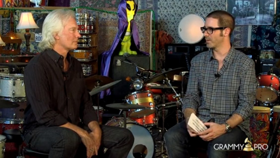 GrammyPro mentor interview with Jim Scott