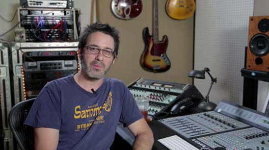 Vintage King - Producer's Corner - Ryan Hewitt